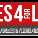 Games4Linux Logo 600×200