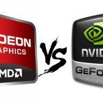 Radeon vs NVidia – NVidia gewinnt