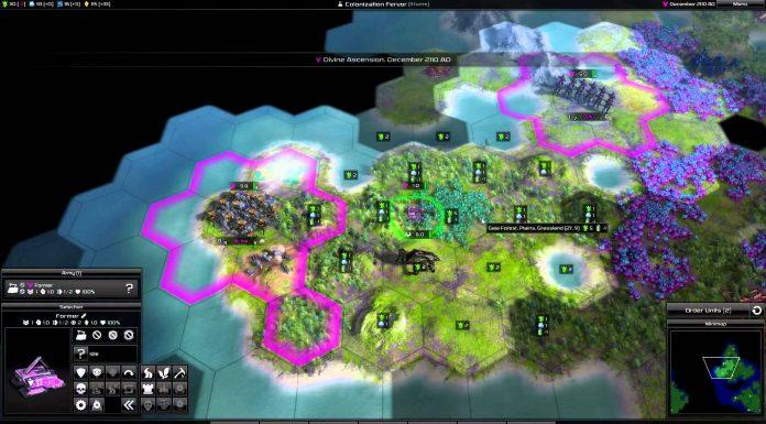 Pandora First Contact Wallpaper Titelbild für Linux und SteamOS, Release