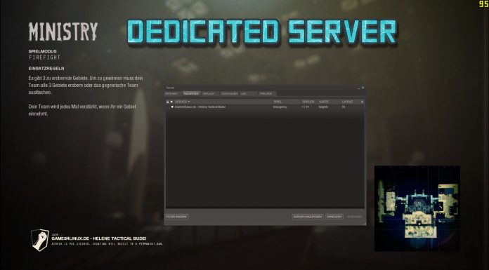 Insurgency Dedicated Server für SteamOS/Linux Ladebildschirm