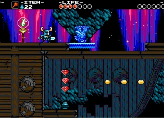 Shovel Knight 8-Bit König Linux/SteamOS Screenshot