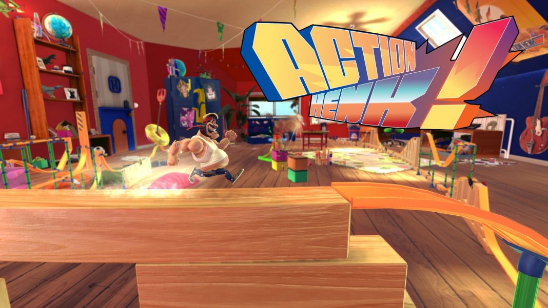 Action Henk Linux/SteamOS Screenshot