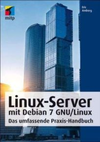 Debian Linux Server Buch, Eric Amberg