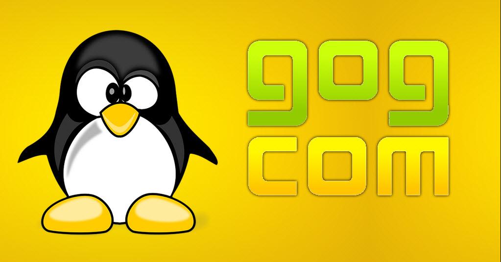 Spiele Shop GOG verkauft jetzt Linux-Spiele