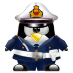 Tux Police