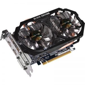 GeForce GTX 750 Ti Black Edition