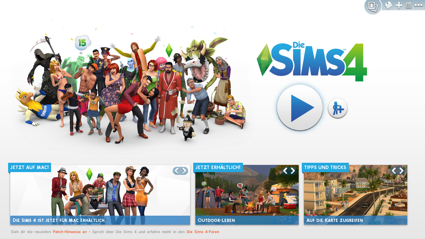 the sims 4 download linux