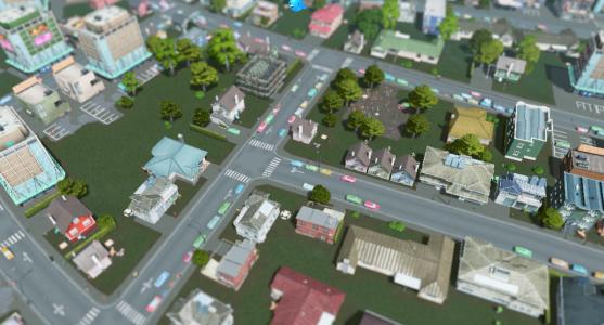 Unser Wohngebiet wächst und gedeiht.