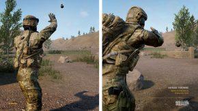 Squad wird hoch realistische Kämpfe bieten. Ein Schuss reicht für den Tod.