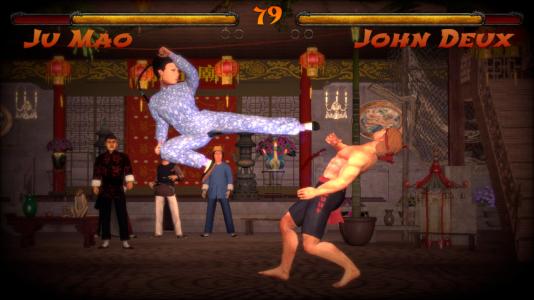 Die Kämpfe machen trotz etwas hakeliger Animationsübergänge Spaß.
