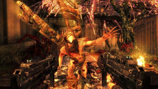 Shadow Warrior läuft durchgängig flüssig.