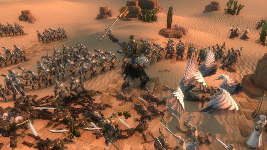 Der Fantasy-Epos Age of Wonders III ist problemlos unter SteamOS spielbar.