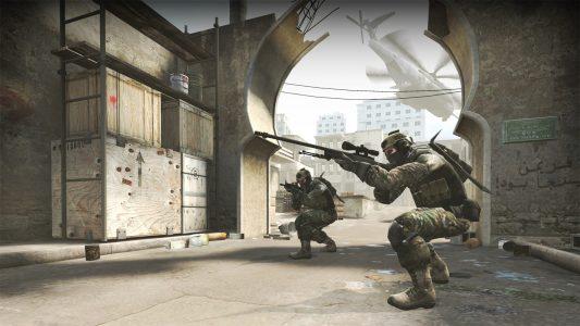 Das Geplänkel zwischen Spezialeinheiten und Terroristen ließ sich durchgängig flüssig spielen.
