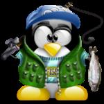 Fishing Tux