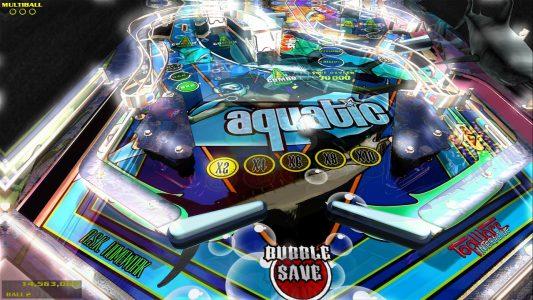 """Dream Pinball 3D ist eine """"Flipper Simulation""""."""