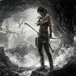 Schiffbruch. Lara ist auf sich alleine gestellt.