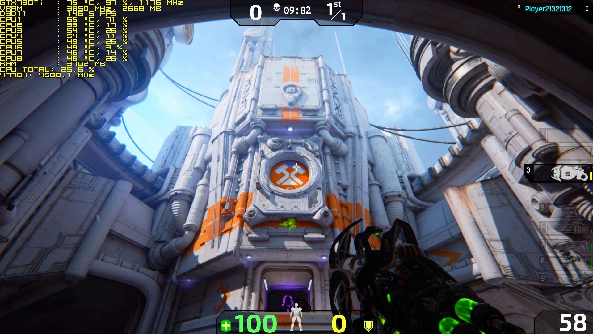 Unreal Tournament 4 für Linux » Games4Linux