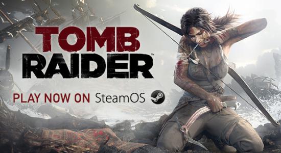 Lara Croft wagt sich auf die neue Plattform