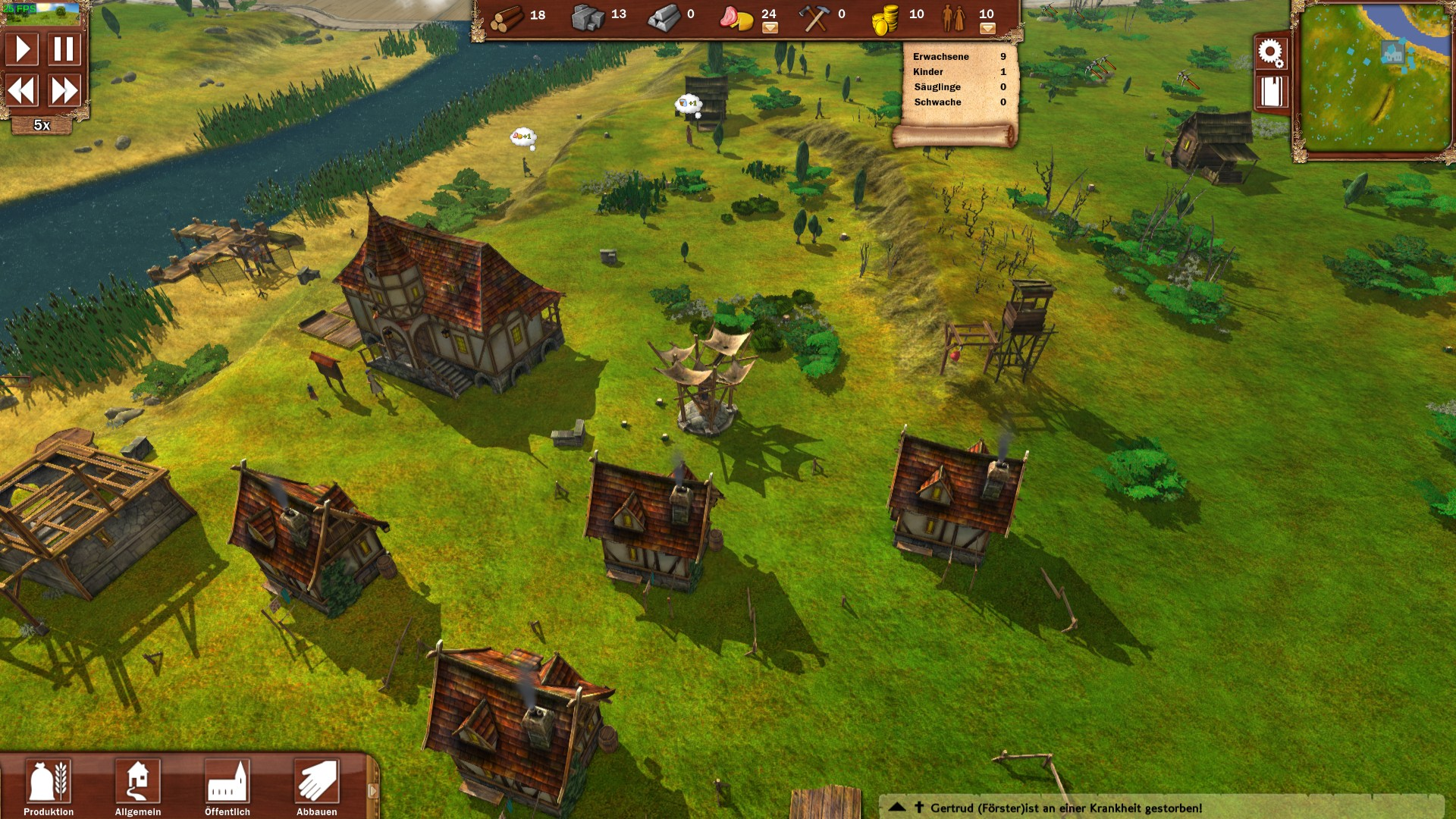 Test: Villagers – Die Banished-Alternative aus Deutschland ...