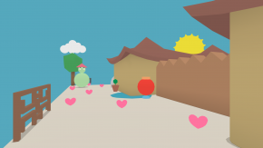 Lovely Planet Arcade Screenshot 03