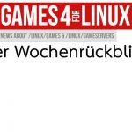 Games 4 Linux Wochenrückblick