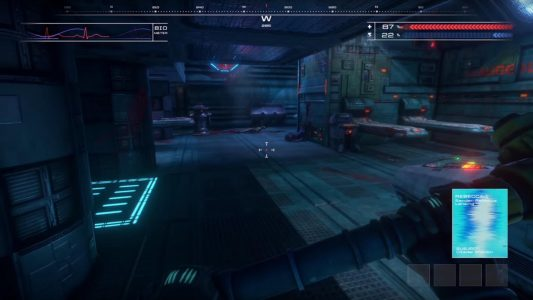 System Shock Remake Screenshot 02