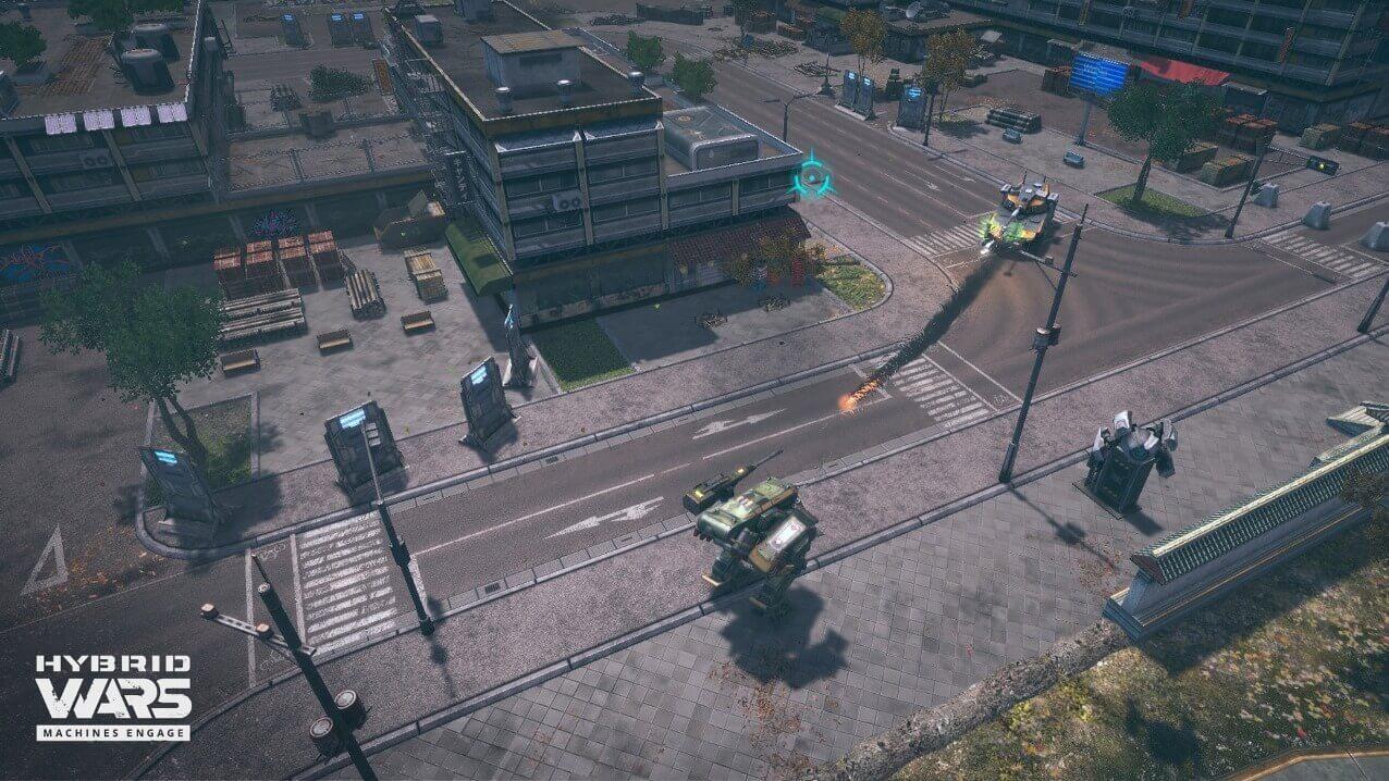 Hybrid Wars Screenshot 03
