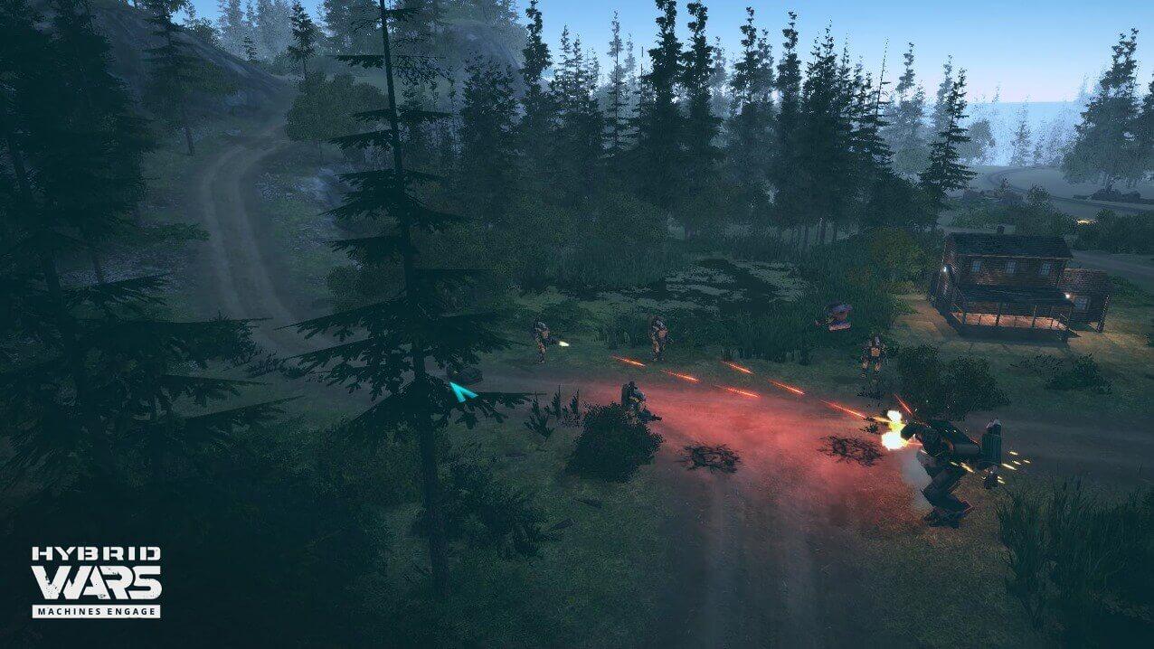 Hybrid Wars Screenshot 09