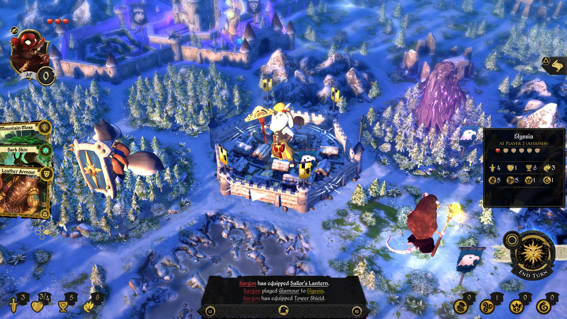 Armello Usurpers Hero Pack Screenshot 01