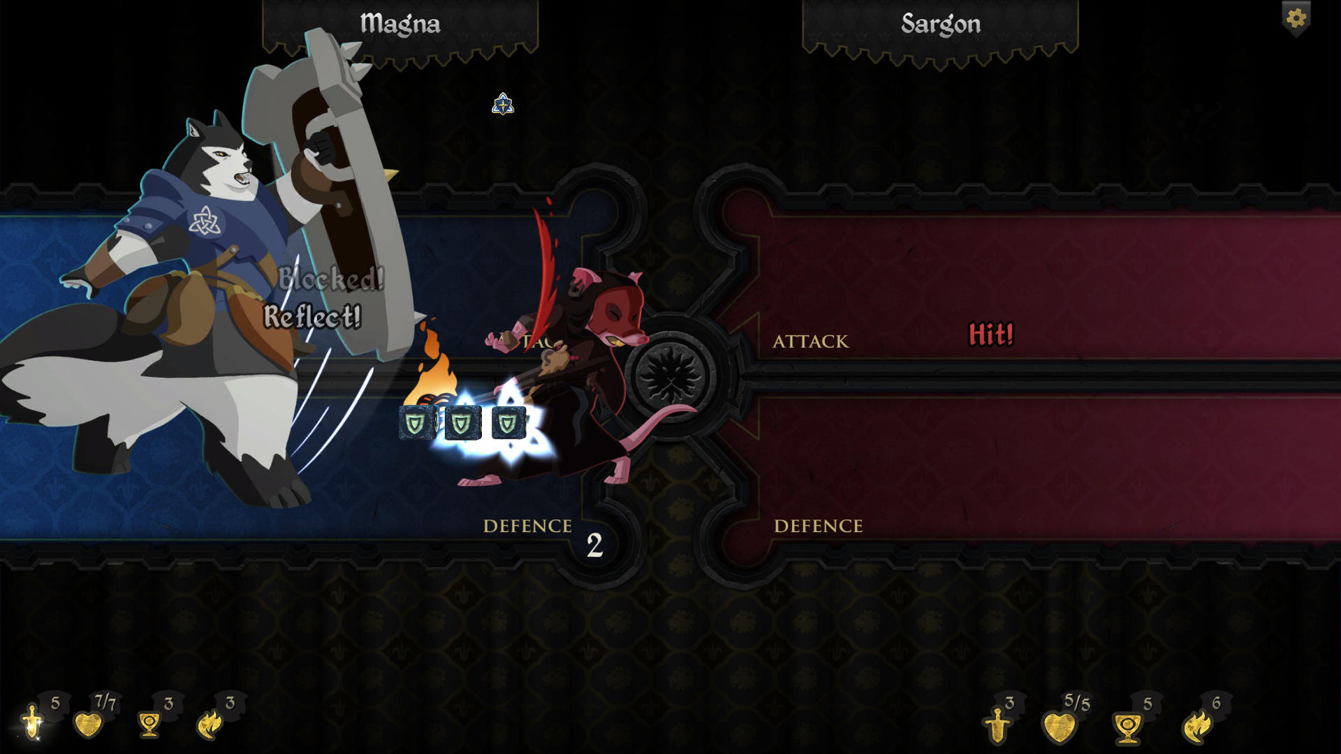 Armello Usurpers Hero Pack Screenshot 02