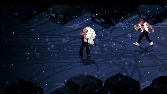 Im Schnee landest du sicher weich. Versprochen.