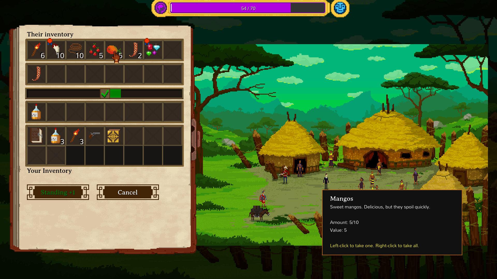 Curious Expedition Screenshot 02