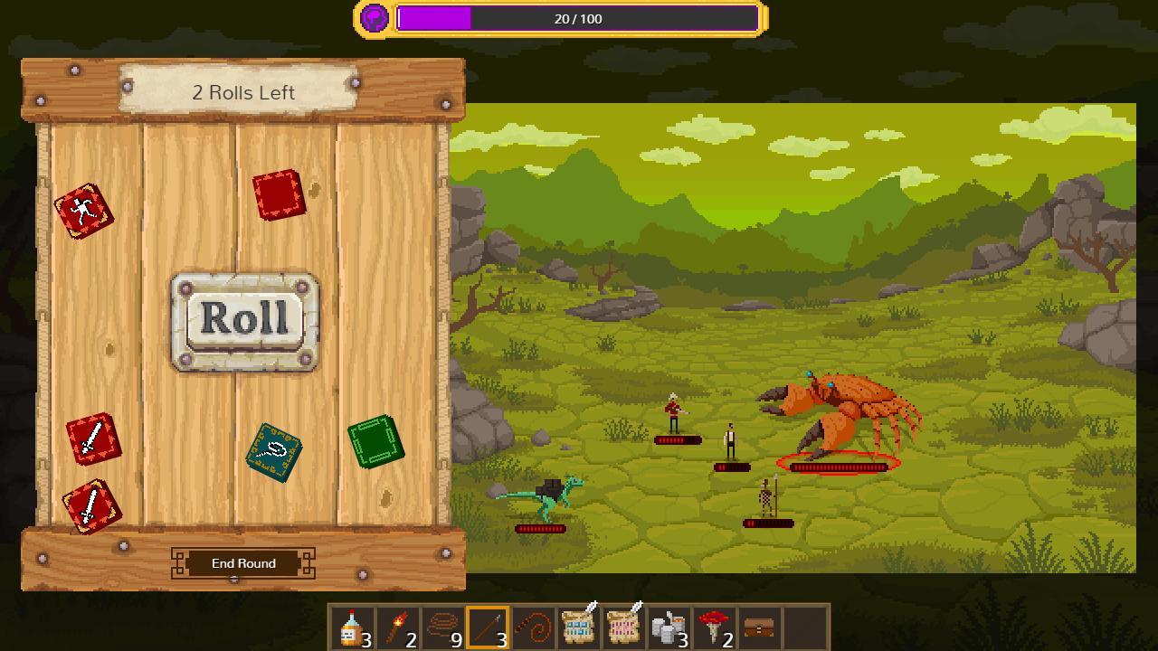 Curious Expedition Screenshot 04 Presskit