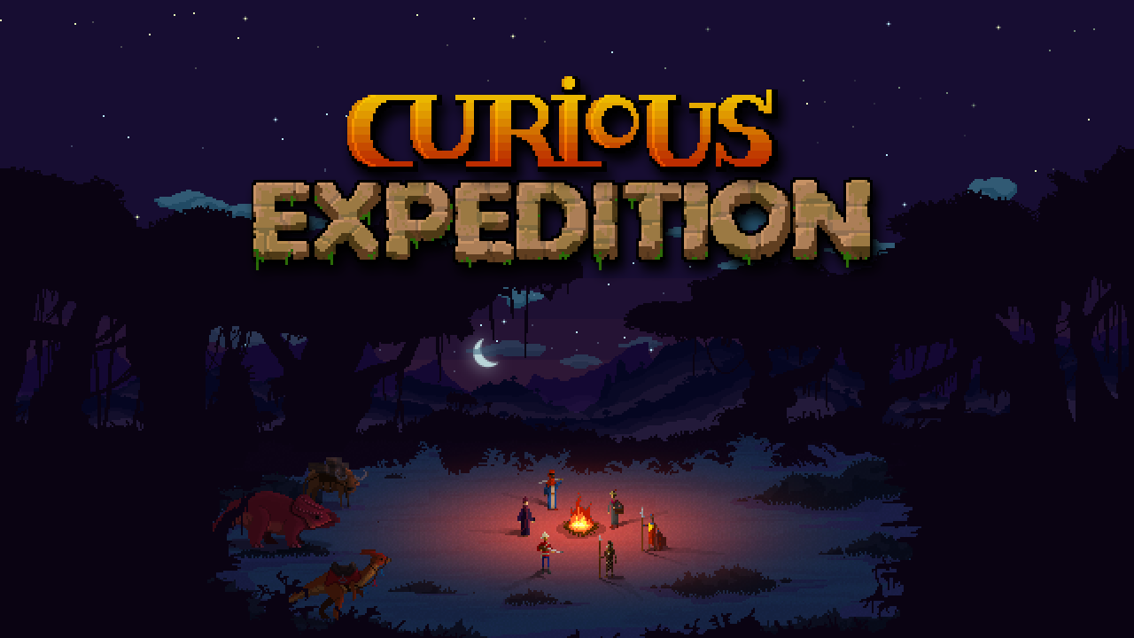 Curious Expedition Title