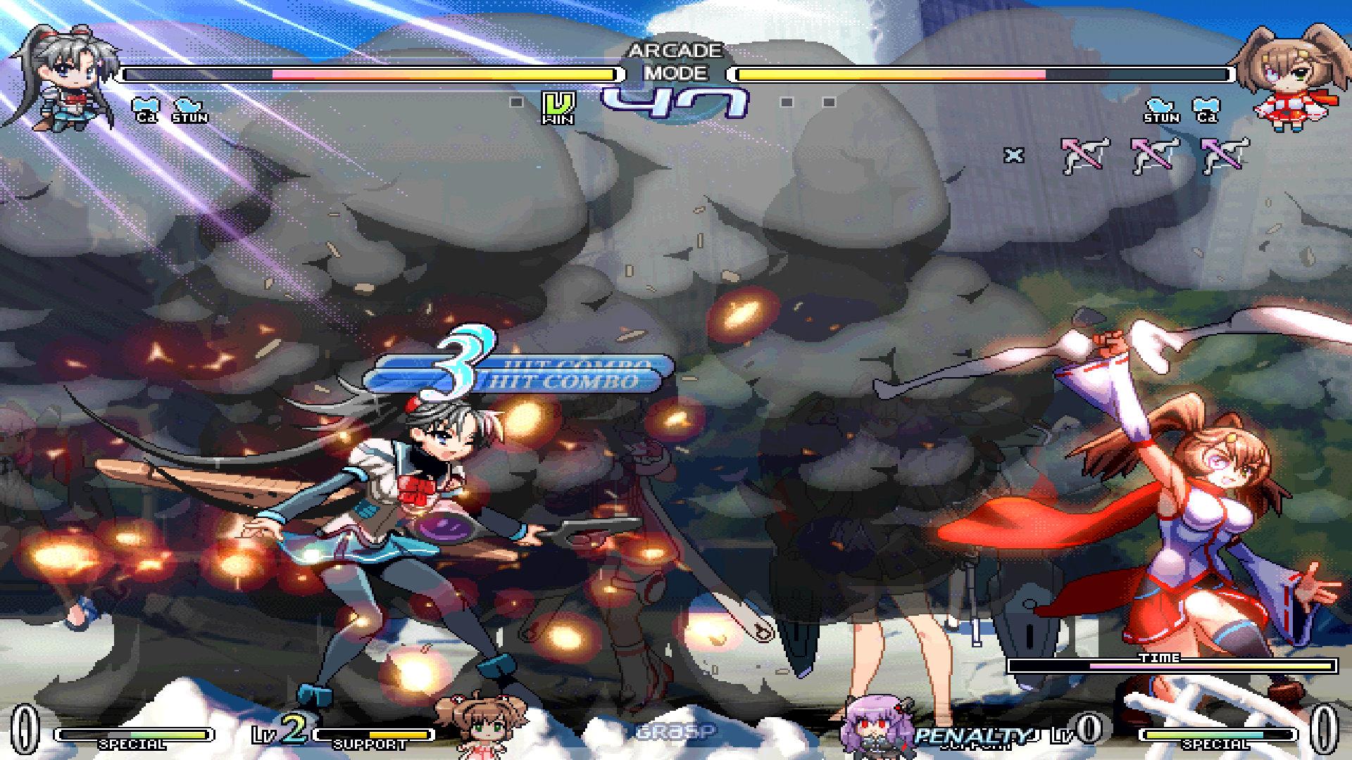 Vanguard Princess Screenshot 03