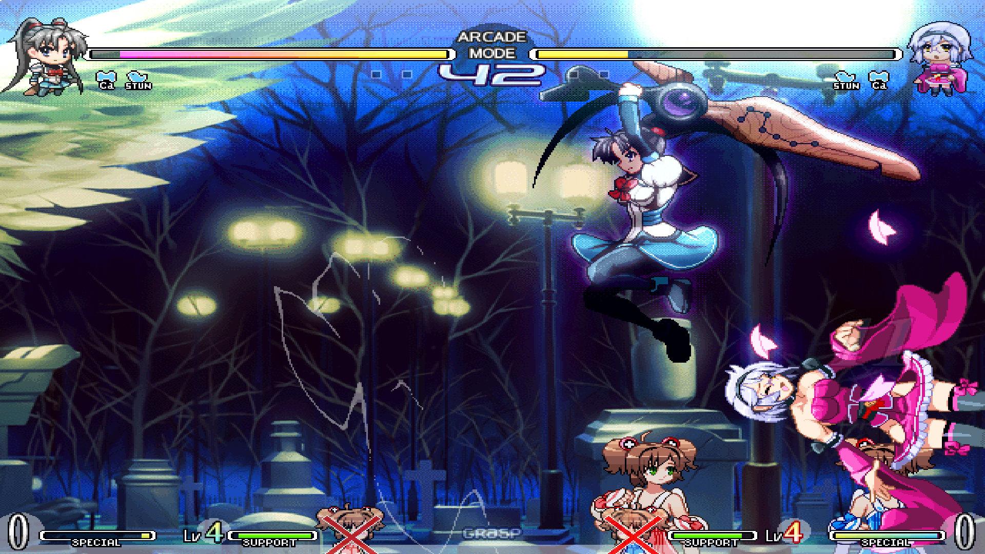 Vanguard Princess Screenshot 07