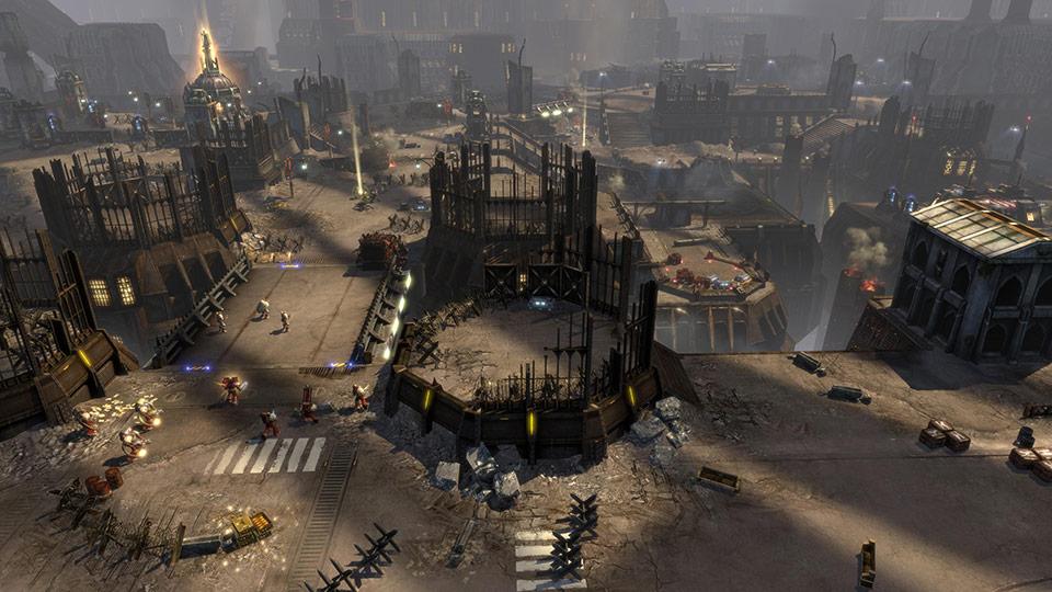 Wahammer 40k – Dawn of War II Screenshot 04