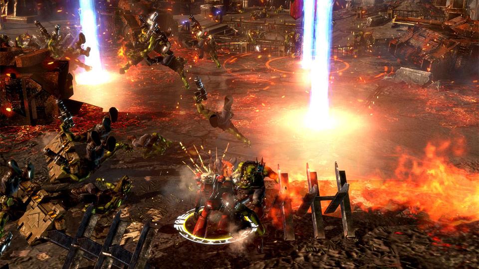 Warhammer 40k Dawn of War 2 Screenshot 02