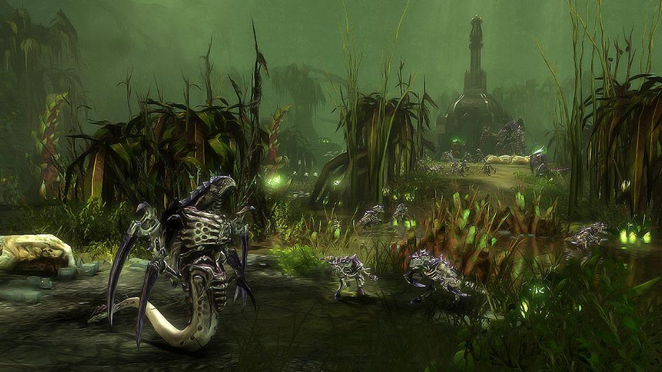 Warhammer 40k Dawn of War 2 Screenshot 03