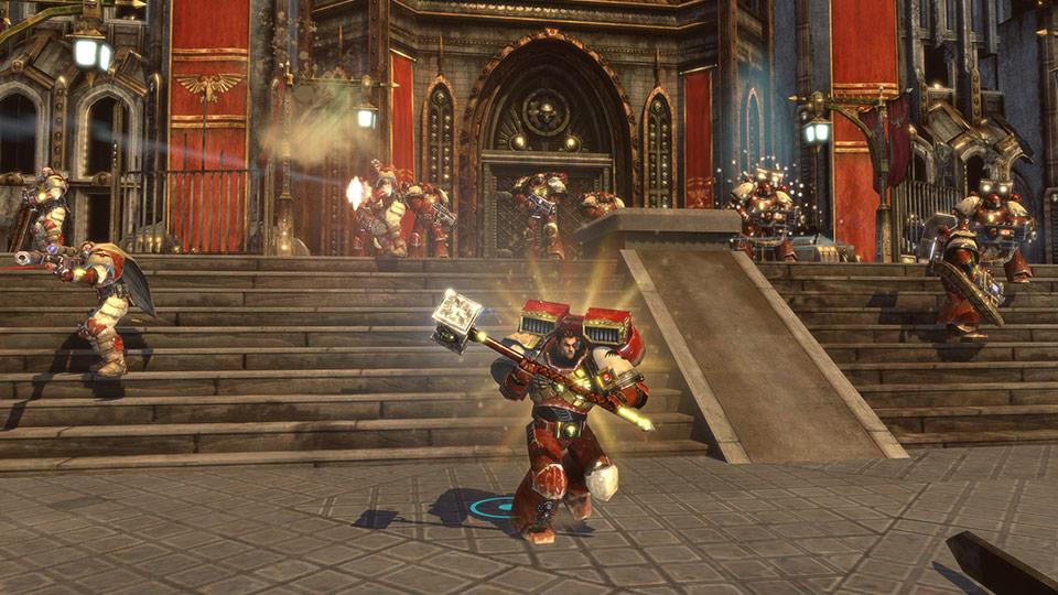 Warhammer 40k Dawn of War 2 Screenshot 05