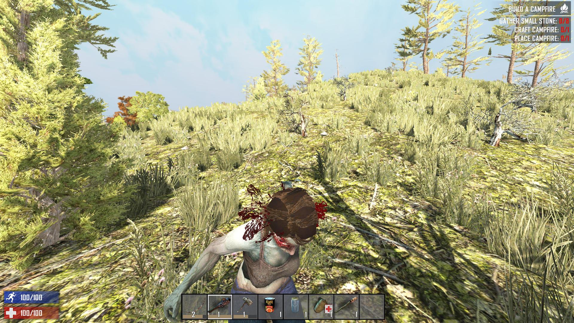 7 Days to Die Alpha 15 Screenshot 02