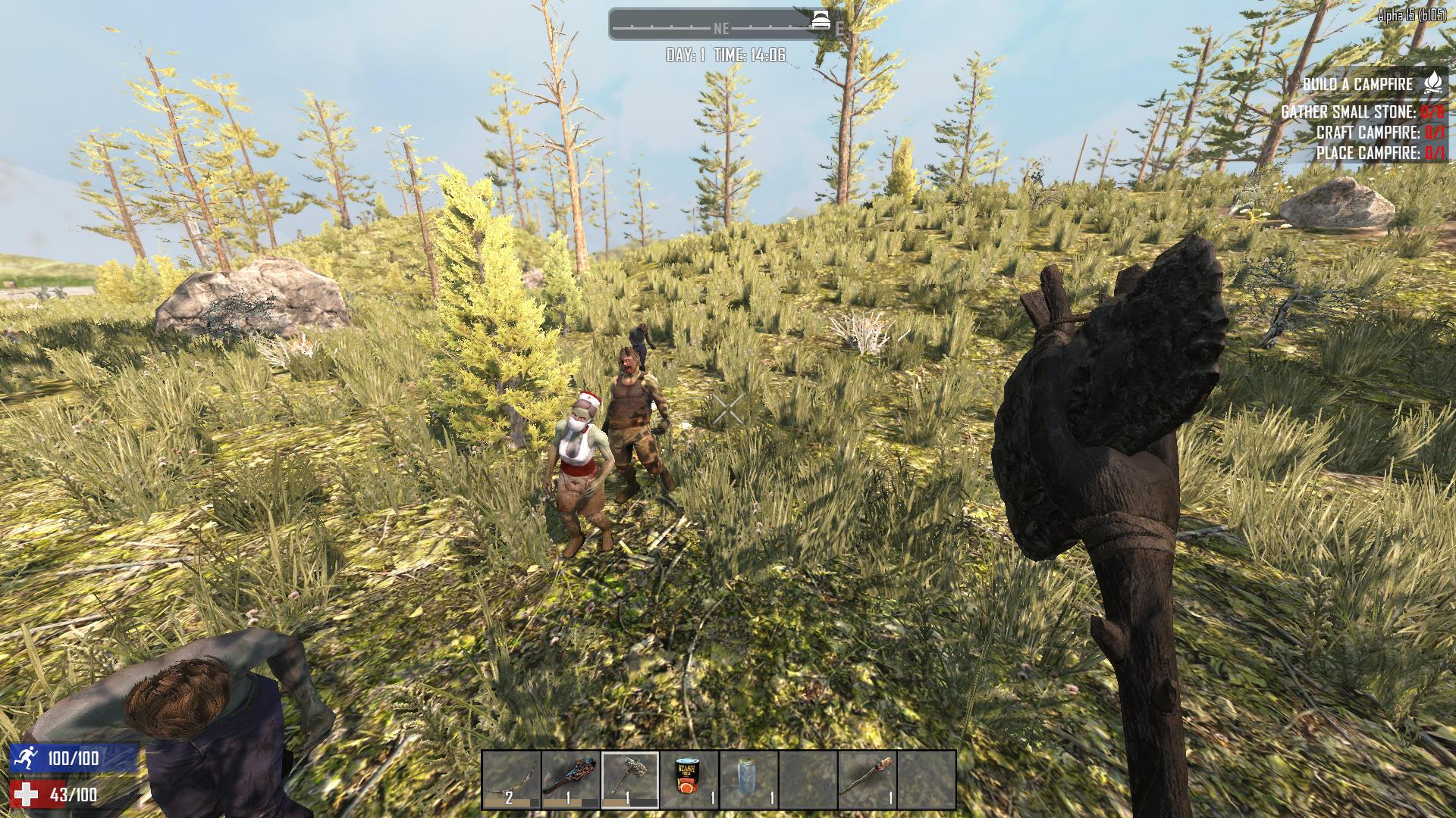 7 Days to Die Alpha 15 Screenshot 04