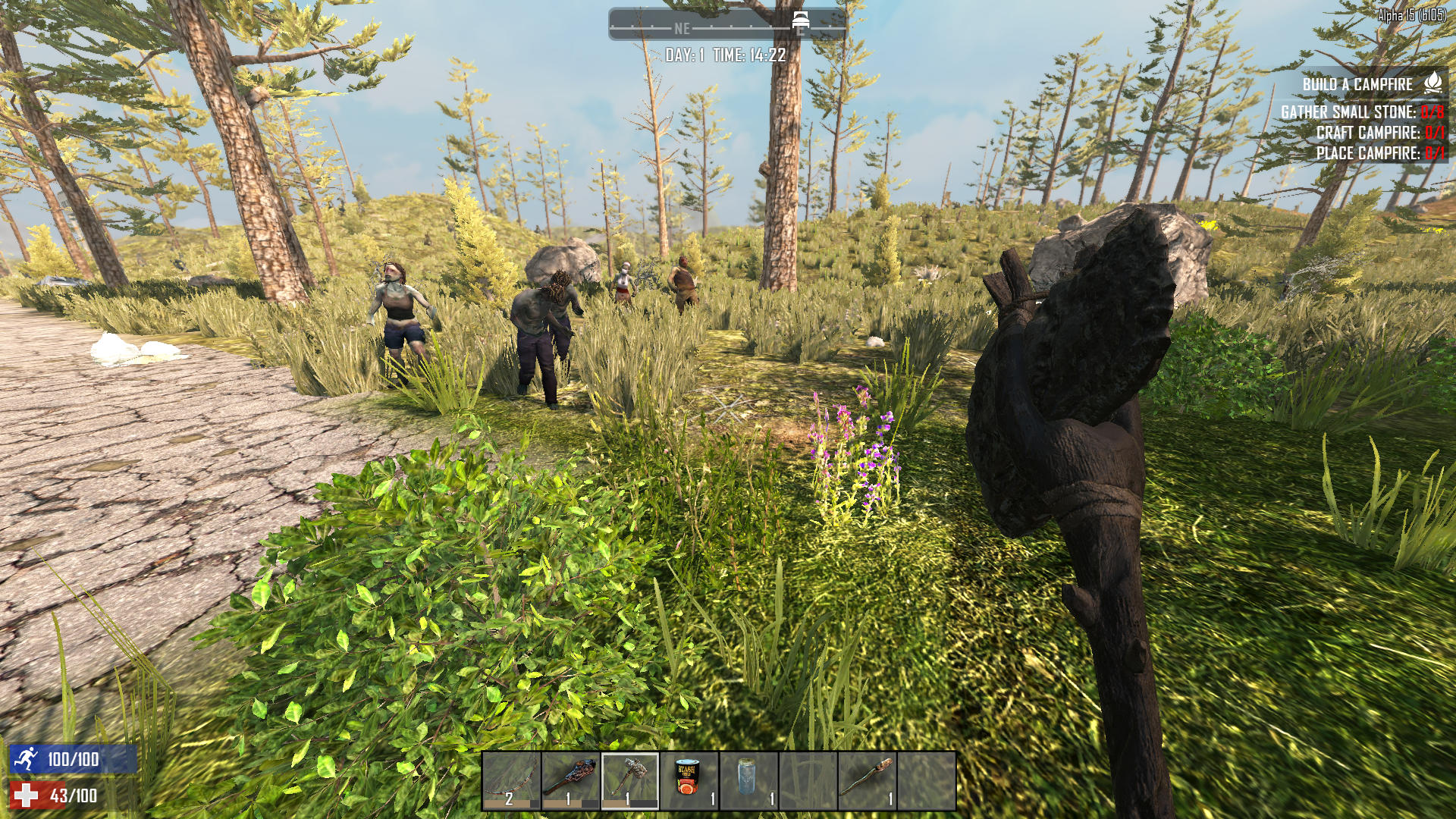7 Days to Die Alpha 15 Screenshot 05