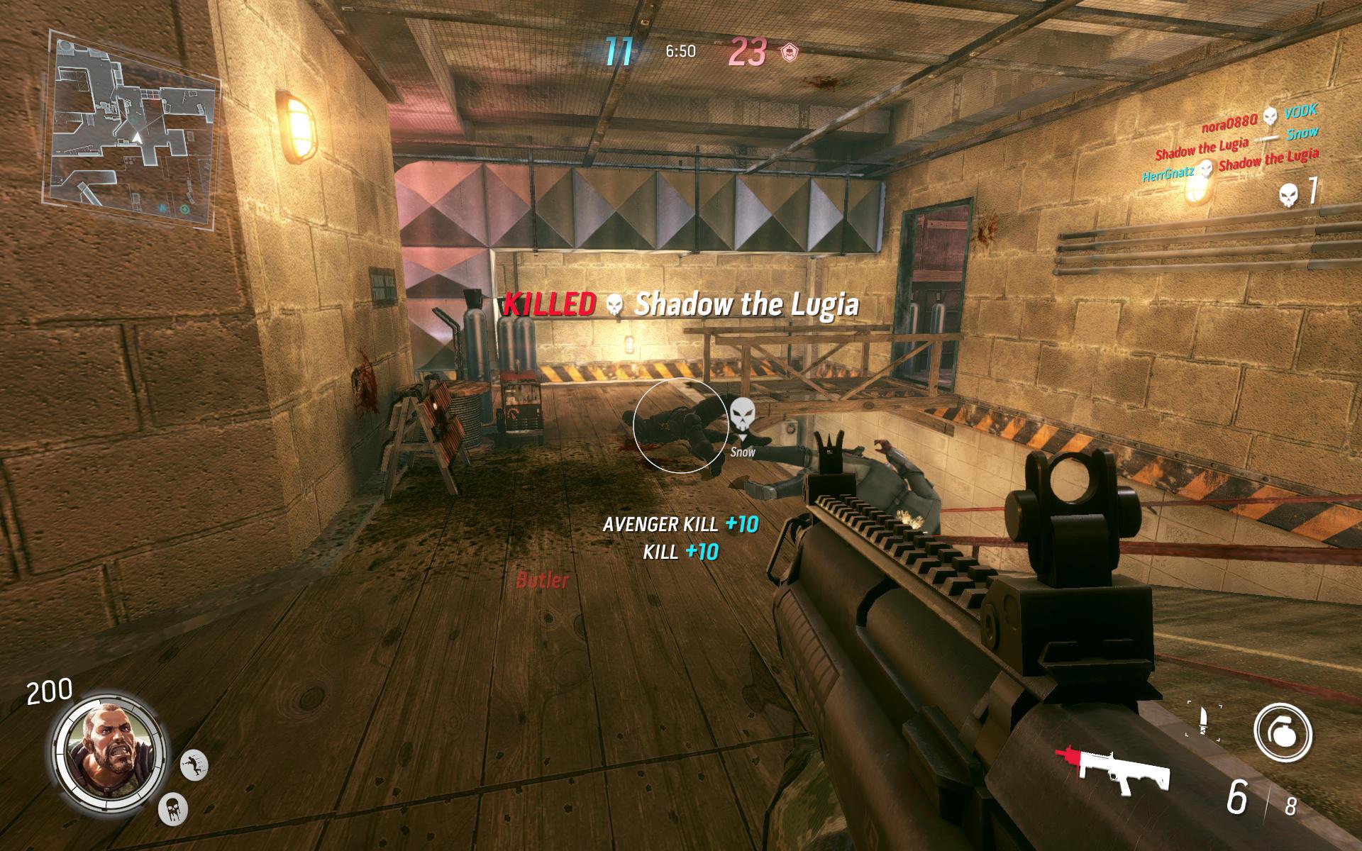Ballistic Overkill Screenshot 02